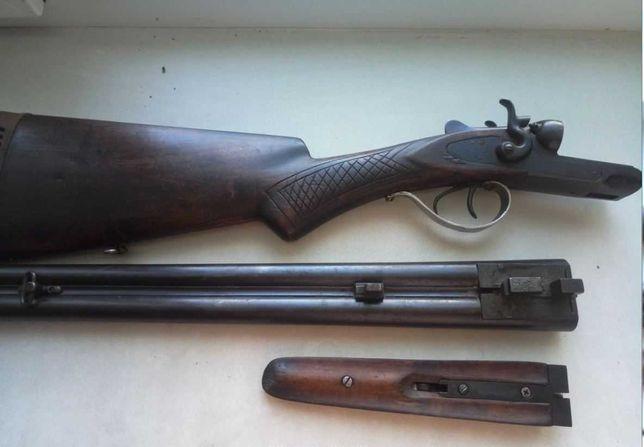 Рушниця мисливська. Охотничье ружье