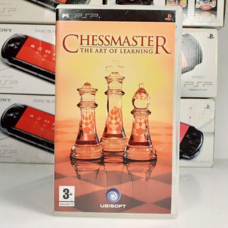 Chessmaster The Art of Learning SONY PSP SZACHY #85
