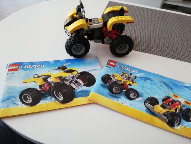 LEGO Creator 31022 Quad 3 w 1