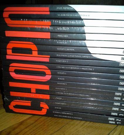 Fryderyk Chopin 20 CD Urodzinowa kolekcja