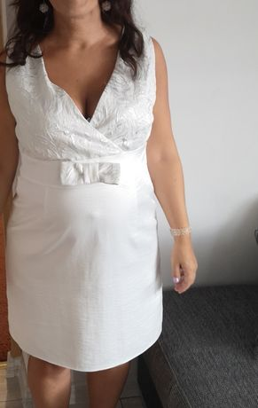 Sukienka raz ubrana komunia wesele