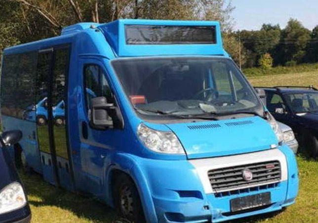 Автобус FIAT DUCATO 2010р 3.0 EURO5 19+1 , інвалід пандус, кондиціонер
