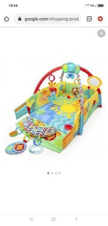 Детский развивающий коврик Bright Starts«Солнечное Сафари»
