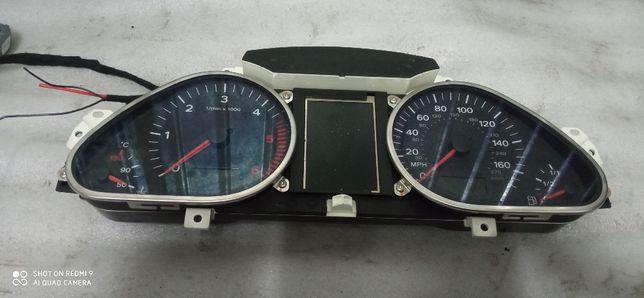 zegary licznik AUDI A6 C6 2.7 3.0 TDI 4F092,0982T