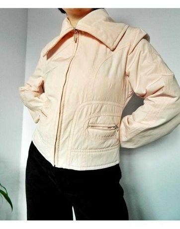 Легкая утепленная куртка весна осень snowimage xs s m