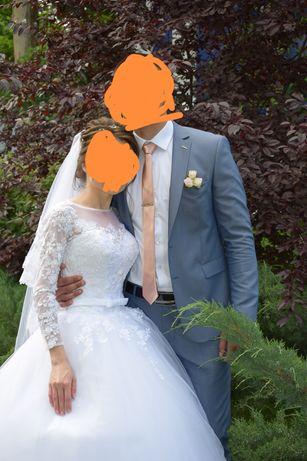 Мужской костюм..