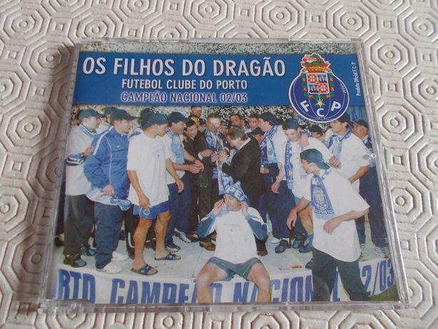 Futebol Clube Do Porto - Campeão Nacional 02/03 - Os Filhos Do Dragão