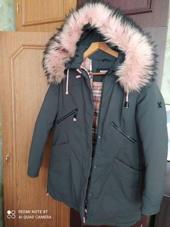 Парка,куртка зимняя,курточка