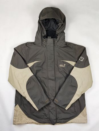 Jack Wolfskin Texapure damska kurtka z kapturem w rozmiarze XL
