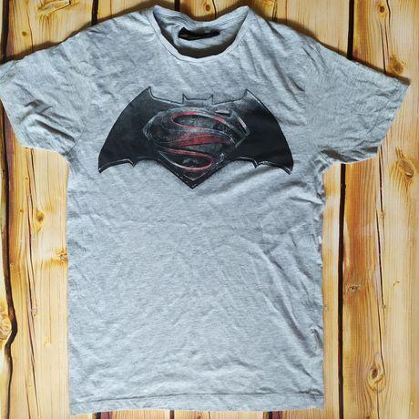 Крутая мужская футболка майка с логотипом СуперМен SuperMan