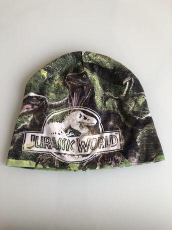 Jurassic World шапка h&m с динозаврами