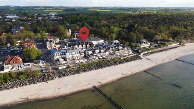 50m do plaży, studia oraz apartamenty 2-pokojowe MIELNO wyposażone