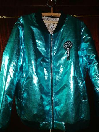Новая куртка, весна - осень, не подошёл размер.