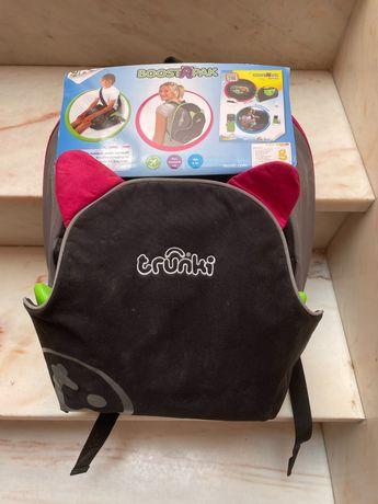cadeira auto/mochila Trunki Boostapak