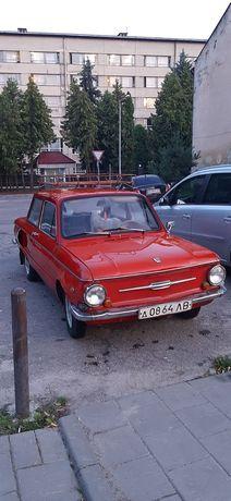 Машина Запорожець раритет
