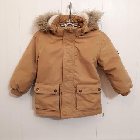 Демисезоная детская куртка , парка hm, єврозима  zara,carters, next
