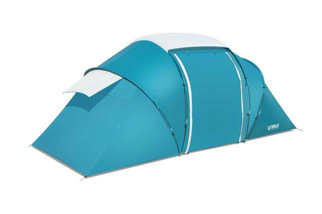 Палатки туристические Family Ground 4 и 6 местные 68093 Bestway 68094