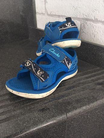 Clarks sandały sandałki r. 4,5 ( 21 ) stan idealny jak nowe