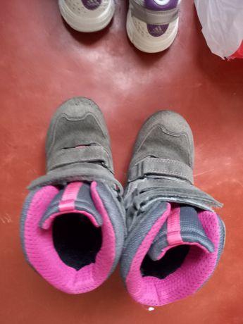 Сапоги сапожки ботинки зима зимние 30 размер