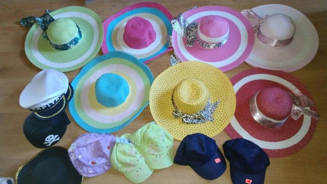 Kapelusze, czapki -50%