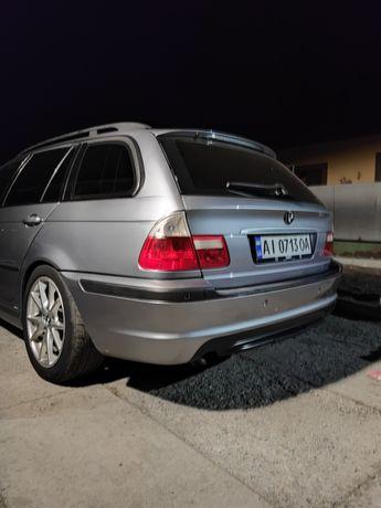BMW e46 М 320d Продам своє авто