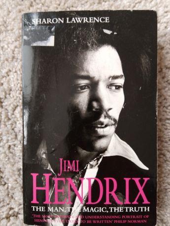 Jimi Hendrix - biografia - Sharon Lawrence - po angielsku