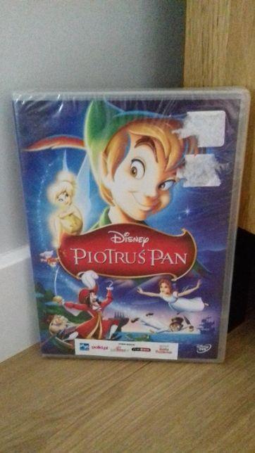 Piotruś Pan DVD nowe zafoliowane