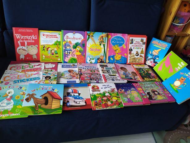 Książki dla dzieci - mix