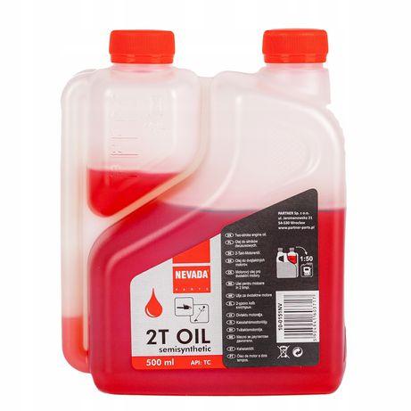 Olej do kosy piły spalinowej do mieszanki 500ml (KOS23)