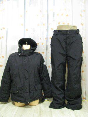Костюм лыжный 46-48 женский M-L размер рост 160-170 см