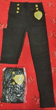 Calças legging (novas)