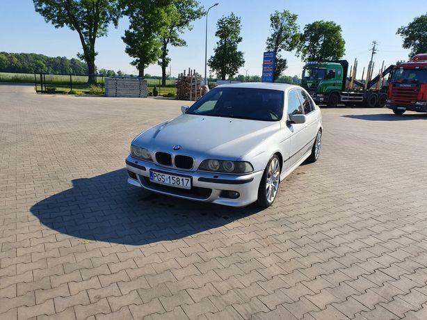 BMW E39 2.5 benzyna 523i 1998r M-PAKIET ALU 19