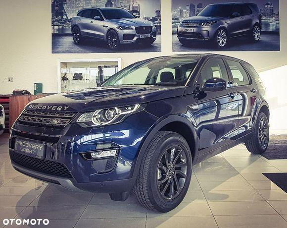 Land Rover Discovery Sport WYPRZEDAŻ rocznika 2019;