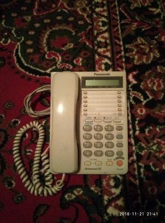 Телефон Panasonic KX-TS2368RUW (двухлинейный)