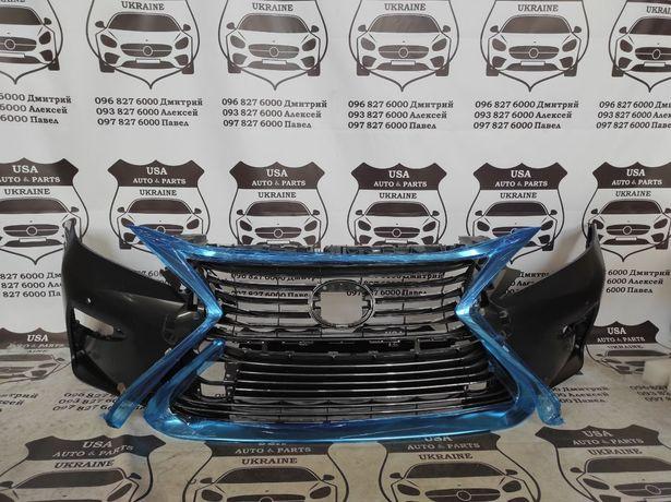 Бампер Lexus Es 2015-2018 Фары Капот Крылья
