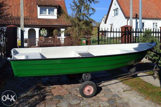 Łódka Okoń 380 Stabilna Transport Super Cena