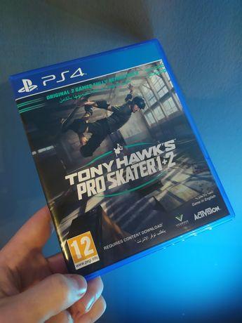 Tony Hawk's Pro Skater 1 + 2 - PS4 / PS5 - Igła