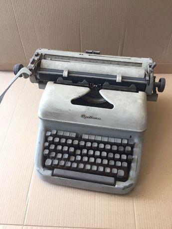 Máquina escrever Optima k12