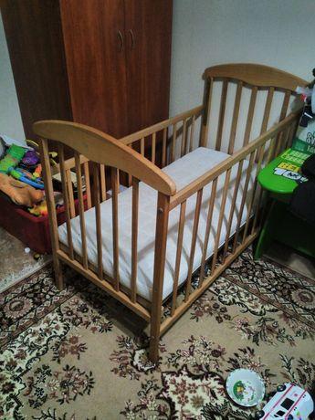 Детская кроватка, люлька, кроватка качалка