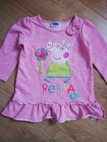 Bluzka tuniczka dla dziewczynki