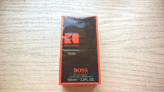 Hugo Boss Orange Man 100 ml. OKAZJA CENOWA ! Nowe Zafoliowane !