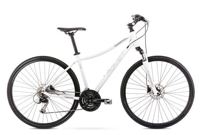 Rower crossowy damski Romet Orkan 4D,2021,nowy,raty,gwarancja