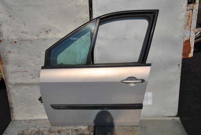 Drzwi lewy przód Renault Scenic II