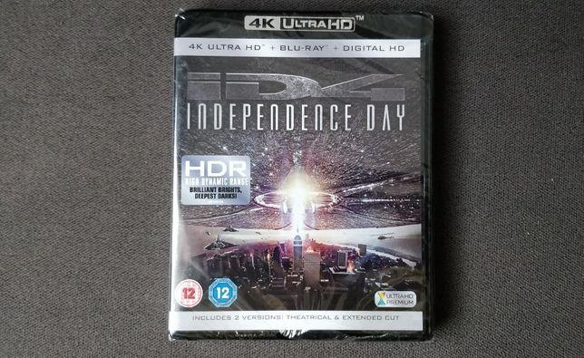 Independence Day 4K Ultra HD + Blu-Ray Dzień Niepodległości