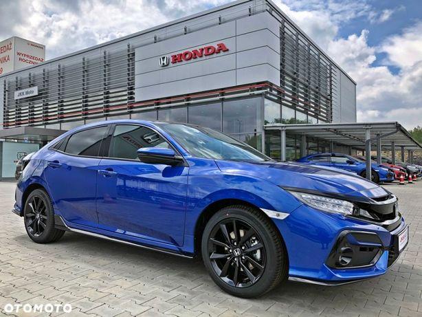 Honda Civic SPORT PLUS 1.5 VTEC TURBO 6MT Honda Connect+ (182KM)