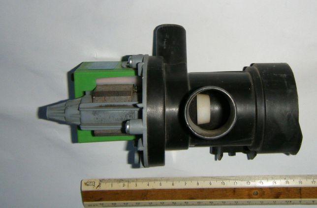 Насос сливной с корпусом фильтра СМА Askoll 290752 COD 49557100