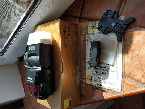 Nikon SB-800 Jak Nowa Komplet Sklepowy