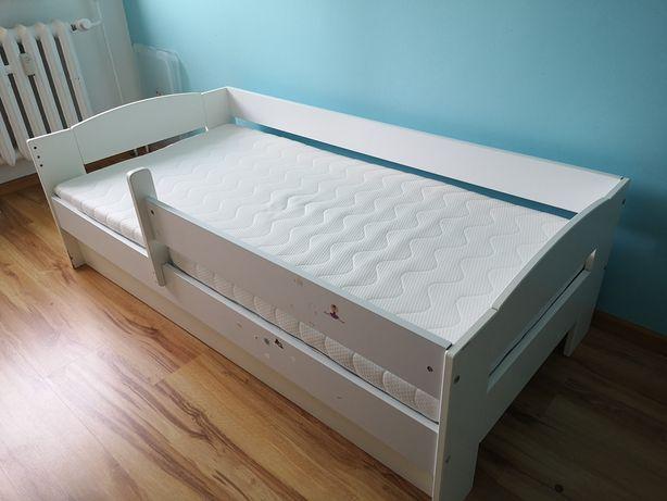 Łóżko dziecięce 160x80 wraz z materacem