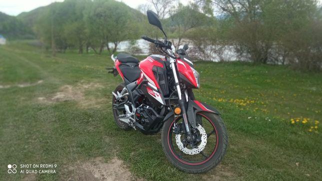Срочно нужны деньги продам Мотоцикл Loncin cr4 (lx250-15)