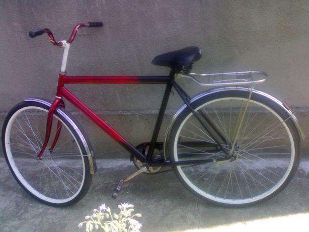 Велосипед Салют Обмен .